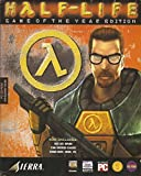 HALF-LIFE BIG BOX GAME OF THE YEAR EDITION PC CD ROM WINDOWS 95/98