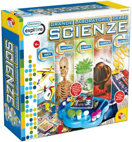 Liscianigiochi 35649 Discovery Grande Laboratorio Scienze