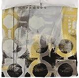 Thumbprintz Duvet Cover, Queen/Full, Circular Progression 2