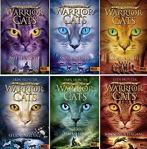 Spinnenbein Warrior Cats