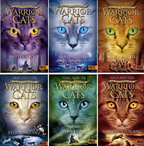 Warrior Cats Staffel 2