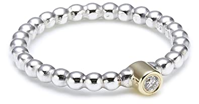 PANDORA Women's Ring Sterling Silver 925 19214D