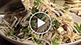 How to Make Turkey Salad with Celery Root and Apples...