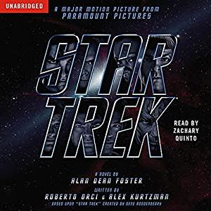 Star Trek Movie Tie-In Audiobook