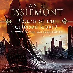 Return of the Crimson Guard Audiobook