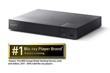 Sony BDPS6500 Blu-ray Player 3D 4K Wifi