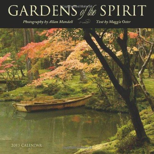 Gardens of the Spirit 2013 Wall Calendar