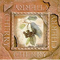 Old America - Cherry by Peter Kelly 13.75X13.75. Art Poster Print