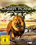 Faszination Unser Planet - Wunder unserer Natur [3 Blu-ray's]