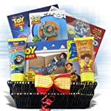 Toy Story Ultimate Gift Basket Ideal for Get Well, Birthday