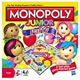 Monopoly Junior Party (EA) ~ Hasbro