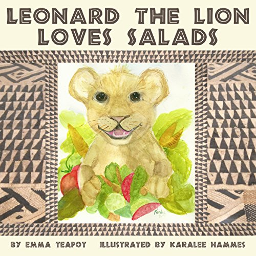 leonard-the-lion-loves-salads-english-edition