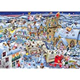 Gibsons I Love Christmas Jigsaw Puzzle (1000 Pieces)by Gibsons