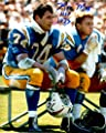 Autographed Ron Mix 8x10 San Diego Chargers Photo