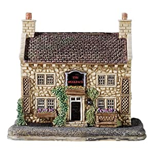 Lilliput Lane Emmerdale The Woolpack