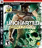 Uncharted: Drakes Fortune - Playstation 3