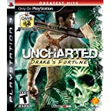Uncharted: Drake's Fortune - Playstation 3 ~ Sony