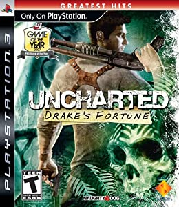 Uncharted: Drake's Fortune - PlayStation 3