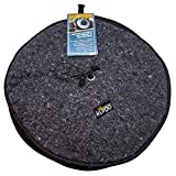 Kurgo Wheel Felts (TM) & Tire Rim Covers - Pack of 4 (37)