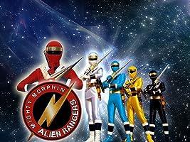 Mighty Morphin Alien Rangers - Season 1