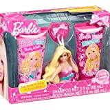 Barbie Soap & Scrub Set
