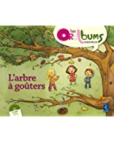 L'arbre à goûters (+ CD audio)