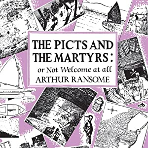 The Picts & the Martyrs Audiobook