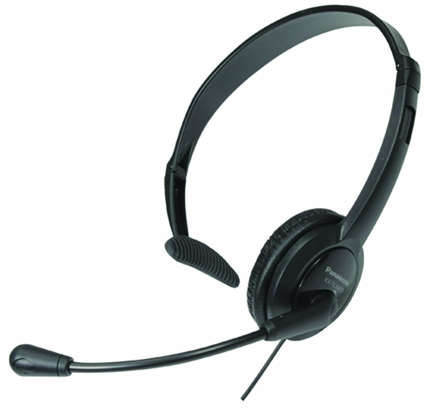 New! Universal Phone Headset Noise Cancelling Home Office