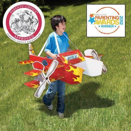 Wearable Stunt Plane Kit