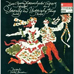 21 Hungarian Dances: No. 20 in E Minor