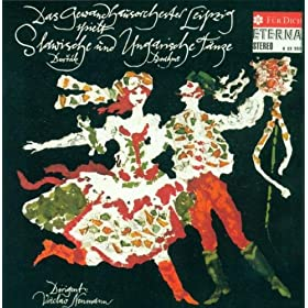 21 Hungarian Dances: No. 3 in F Major