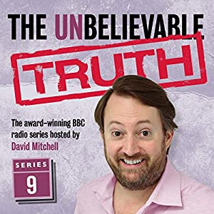 The Unbelievable Truth, Series 9 Radio/TV Program
