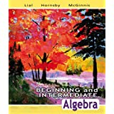"Beginning and Intermediate Algebra (4th Edition) (Hardcover) newly tagged ""math"""