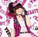大橋彩香「YES!!(彩香盤)(DVD付)」/TVアニメ『さばげぶっ!』OPテーマ