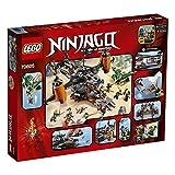 Lego Ninjago - 70605 - le Vaisseau de la Malédiction