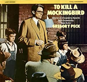 Amazon.com : To Kill a Mockingbird [Laser Videodisc Set] : Everything Else