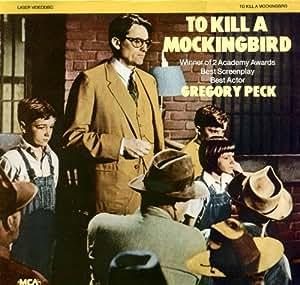 Amazon.com : To Kill a Mockingbird [Laser Videodisc Set] : Everything Else