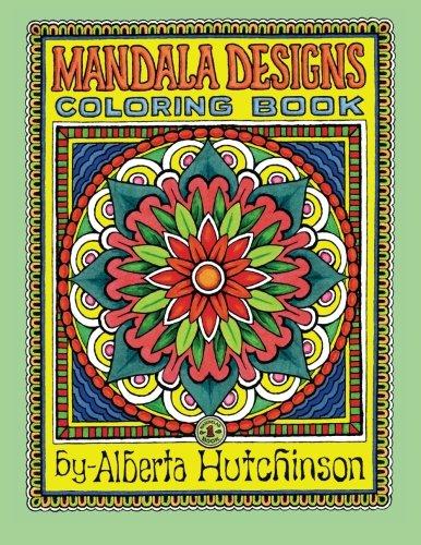 Mandala Designs Coloring Book No. 1: 35  New Mandala Designs (Sacred Design Series)