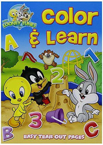 baby-looney-tunes-coloring-and-activity-book-2-pack