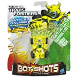 Bumblebee Transformers Bot Shots Stunts N Speed Series 2 Battle Game Vehicle