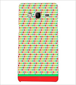 PrintDhaba Pattern D-1621 Back Case Cover for SAMSUNG Z3 (Multi-Coloured)
