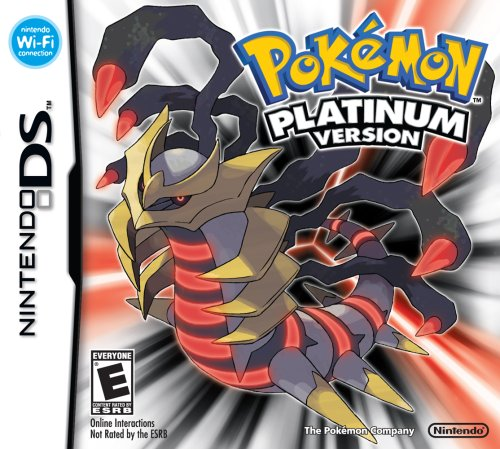 Nintendo Pokemon Platinum