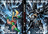 Frank Miller Absolute All Star Batman And Robin The Boy Wonder HC