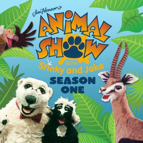 Amazon Com Jim Henson S Animal Show With Stinky And Jake