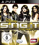 Disney Sing it: Pop Party - [PlayStation 3]