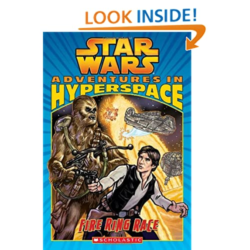 Fire Ring Race (Star Wars: Adventures in Hyperspace)