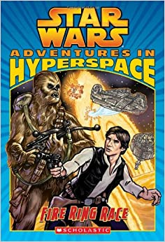 Star Wars Adventures In Hyperspace Fire Ring Race