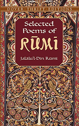 Selected Poems of Rumi (Dover Thrift Editions) (Persons Human And Divine compare prices)