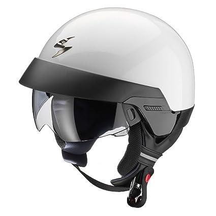SCORPION eXO sOLID - 100 casque jet blanc