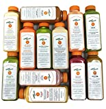 JUICE CLEANSE- Cold pressed, Organic Smoothies and Juices by Running Smoothie